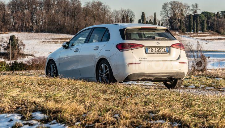 Prova Mercedes Classe A 180 d: caratteristiche, opinioni e prezzi - Foto 40 di 57