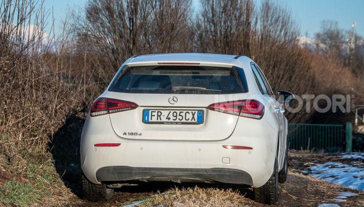 Prova Mercedes Classe A 180 d: caratteristiche, opinioni e prezzi - Foto 43 di 57