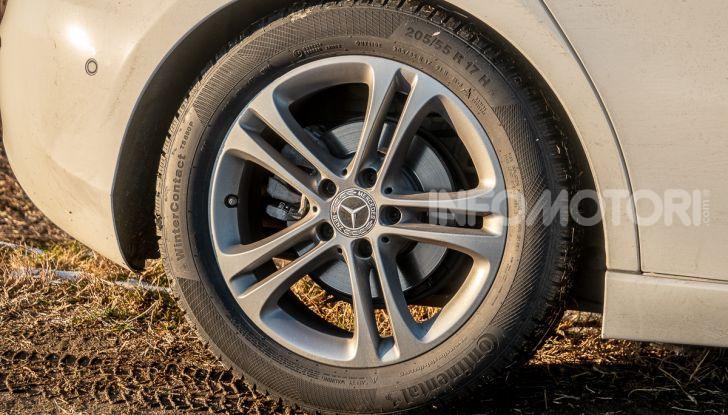 Prova Mercedes Classe A 180 d: caratteristiche, opinioni e prezzi - Foto 44 di 57