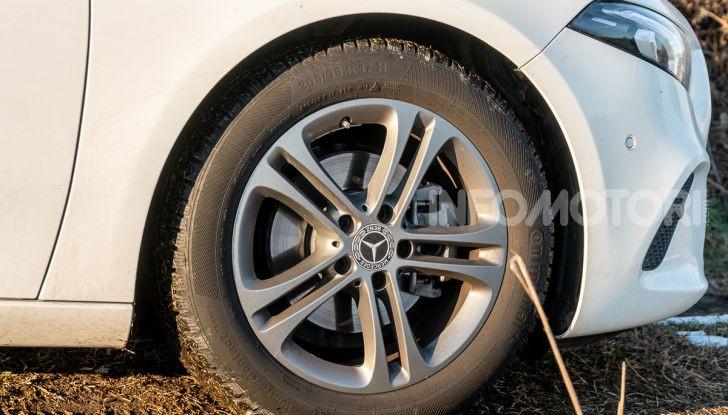 Prova Mercedes Classe A 180 d: caratteristiche, opinioni e prezzi - Foto 45 di 57