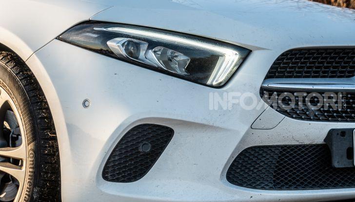 Prova Mercedes Classe A 180 d: caratteristiche, opinioni e prezzi - Foto 48 di 57