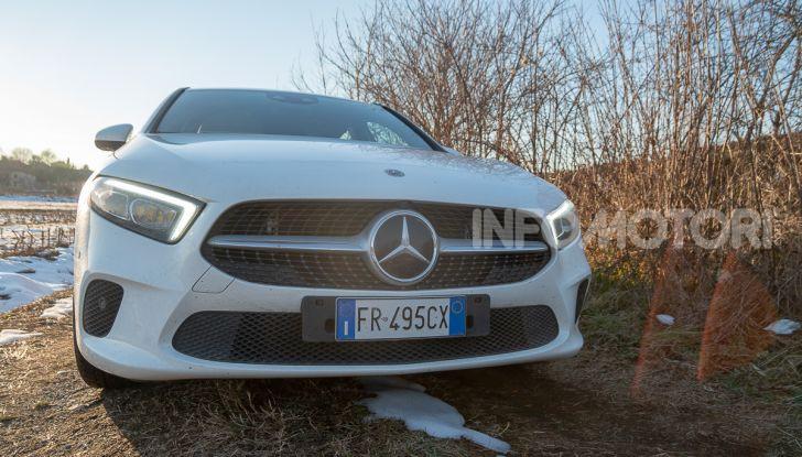 Prova Mercedes Classe A 180 d: caratteristiche, opinioni e prezzi - Foto 51 di 57