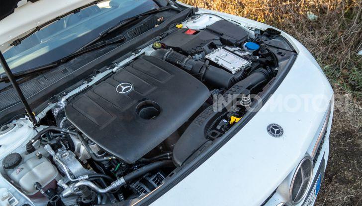 Prova Mercedes Classe A 180 d: caratteristiche, opinioni e prezzi - Foto 52 di 57