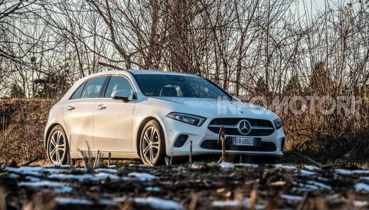 Prova Mercedes Classe A 180 d: caratteristiche, opinioni e prezzi - Foto 54 di 57