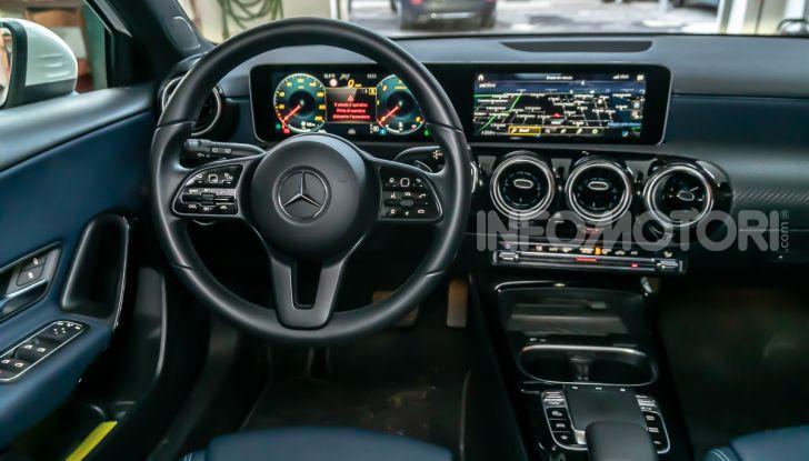 Prova Mercedes Classe A 180 d: caratteristiche, opinioni e prezzi - Foto 56 di 57
