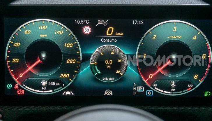 Prova Mercedes Classe A 180 d: caratteristiche, opinioni e prezzi - Foto 57 di 57