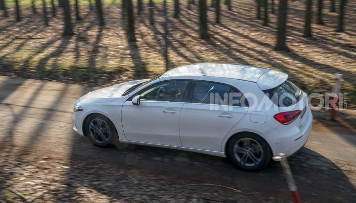 Prova Mercedes Classe A 180 d: caratteristiche, opinioni e prezzi - Foto 1 di 57