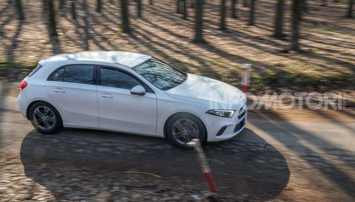 Prova Mercedes Classe A 180 d: caratteristiche, opinioni e prezzi - Foto 2 di 57