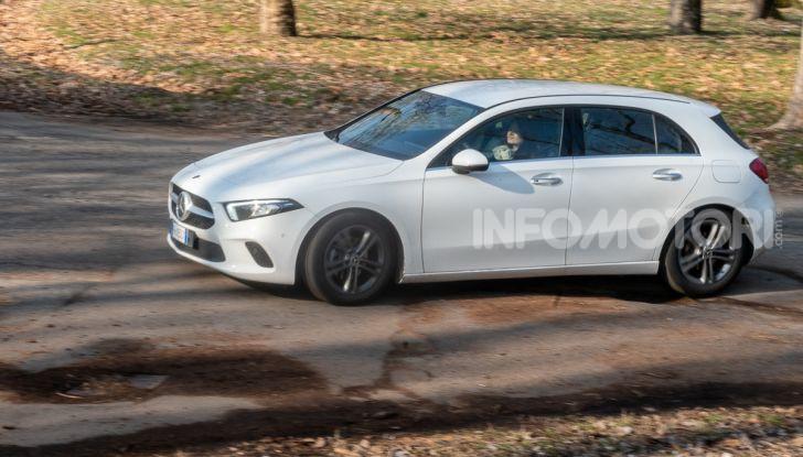 Prova Mercedes Classe A 180 d: caratteristiche, opinioni e prezzi - Foto 3 di 57