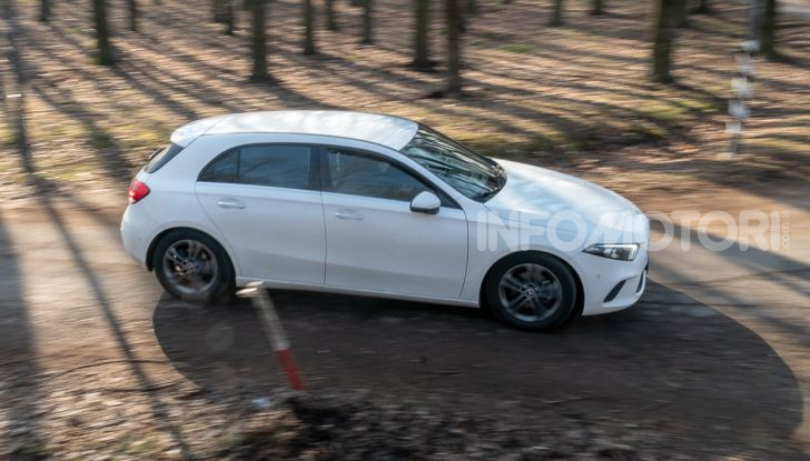 Prova Mercedes Classe A 180 d: caratteristiche, opinioni e prezzi - Foto 4 di 57