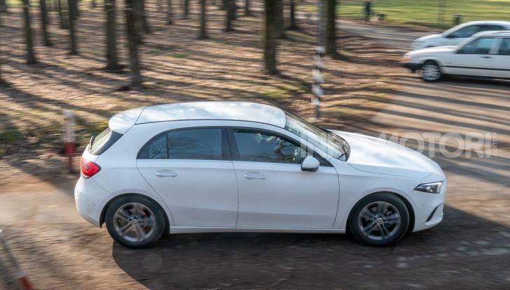 Prova Mercedes Classe A 180 d: caratteristiche, opinioni e prezzi - Foto 5 di 57