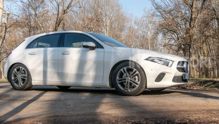 Prova Mercedes Classe A 180 d: caratteristiche, opinioni e prezzi - Foto 6 di 57