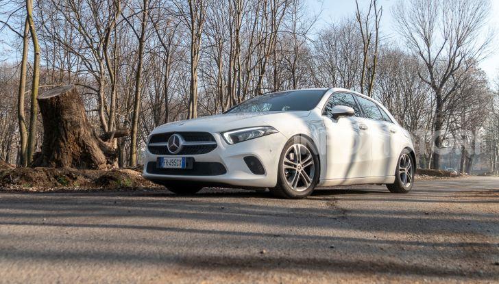 Prova Mercedes Classe A 180 d: caratteristiche, opinioni e prezzi - Foto 9 di 57
