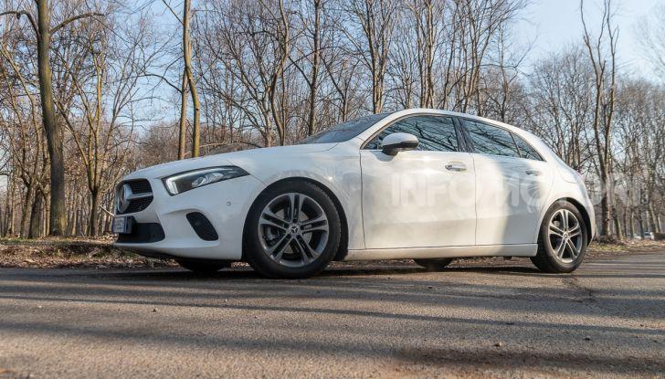 Prova Mercedes Classe A 180 d: caratteristiche, opinioni e prezzi - Foto 10 di 57