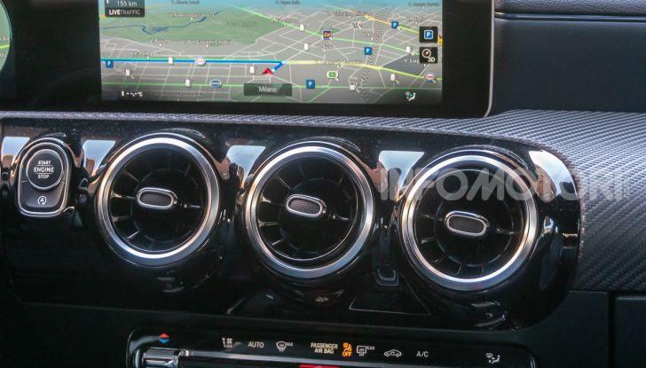 Prova Mercedes Classe A 180 d: caratteristiche, opinioni e prezzi - Foto 17 di 57