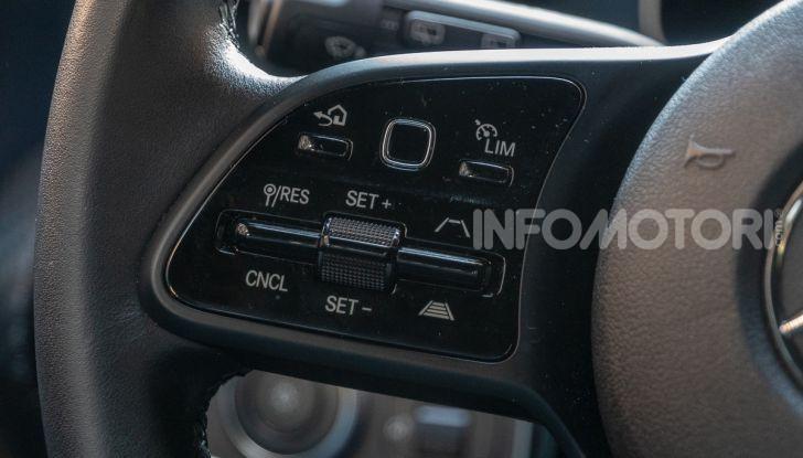 Prova Mercedes Classe A 180 d: caratteristiche, opinioni e prezzi - Foto 19 di 57