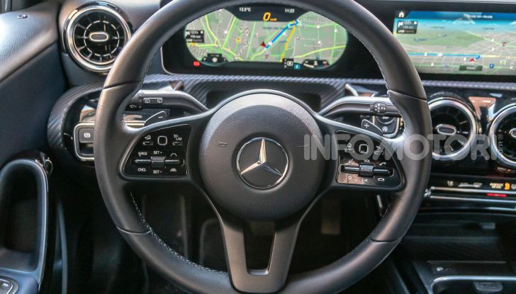 Prova Mercedes Classe A 180 d: caratteristiche, opinioni e prezzi - Foto 21 di 57