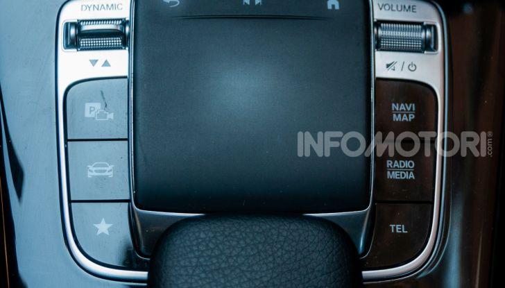 Prova Mercedes Classe A 180 d: caratteristiche, opinioni e prezzi - Foto 23 di 57