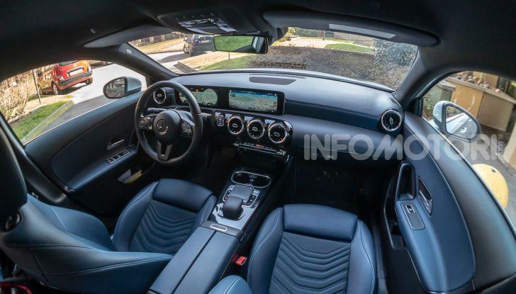 Prova Mercedes Classe A 180 d: caratteristiche, opinioni e prezzi - Foto 26 di 57