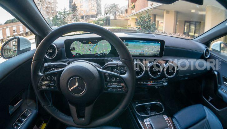 Prova Mercedes Classe A 180 d: caratteristiche, opinioni e prezzi - Foto 28 di 57
