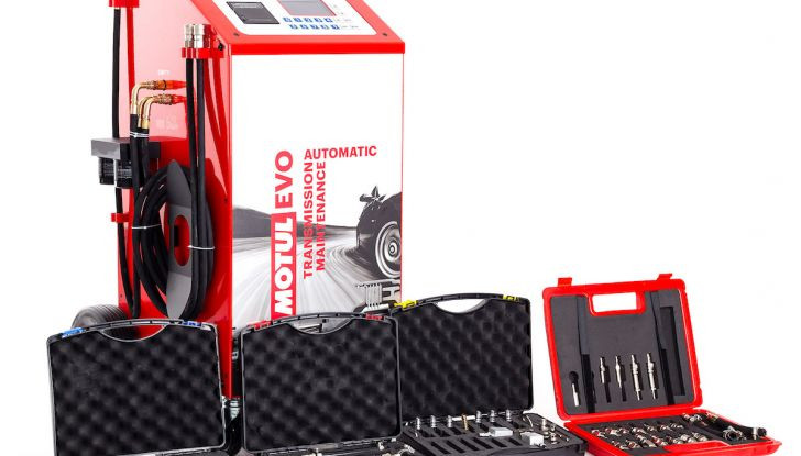 Cambio Automatico: manutenzione, riparazione e durata attraverso MotulEvo - Foto 2 di 7