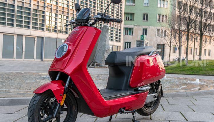 NIU N-Series MY 2019: caratteristiche, dati e prezzo dell'elettrico che promette 70 km di autonomia - Foto 2 di 33