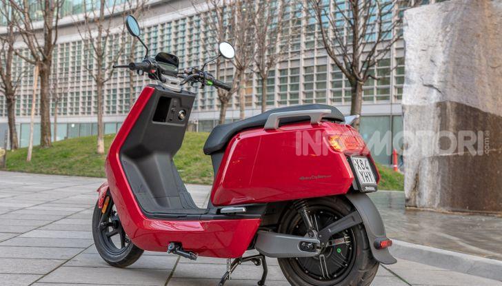 NIU N-Series MY 2019: caratteristiche, dati e prezzo dell'elettrico che promette 70 km di autonomia - Foto 3 di 33