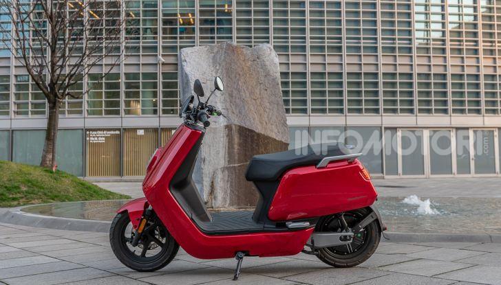 NIU N-Series MY 2019: caratteristiche, dati e prezzo dell'elettrico che promette 70 km di autonomia - Foto 4 di 33