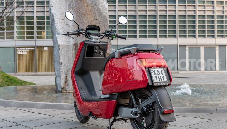NIU N-Series MY 2019: caratteristiche, dati e prezzo dell'elettrico che promette 70 km di autonomia - Foto 5 di 33