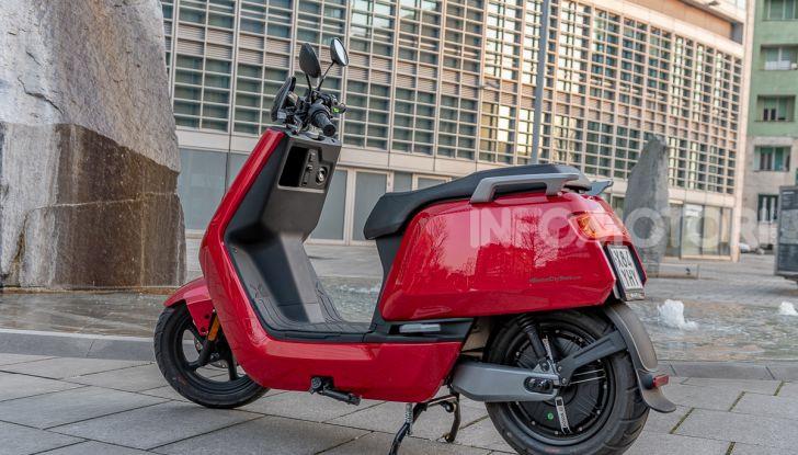 NIU N-Series MY 2019: caratteristiche, dati e prezzo dell'elettrico che promette 70 km di autonomia - Foto 6 di 33