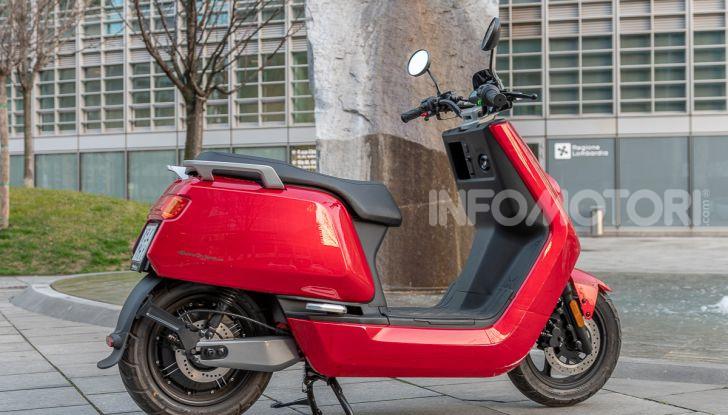 NIU N-Series MY 2019: caratteristiche, dati e prezzo dell'elettrico che promette 70 km di autonomia - Foto 7 di 33