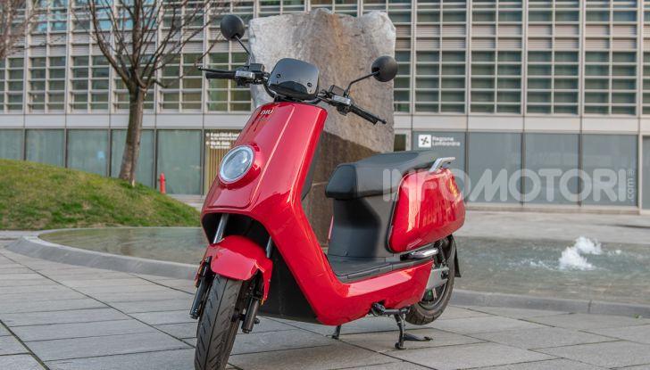 NIU N-Series MY 2019: caratteristiche, dati e prezzo dell'elettrico che promette 70 km di autonomia - Foto 8 di 33