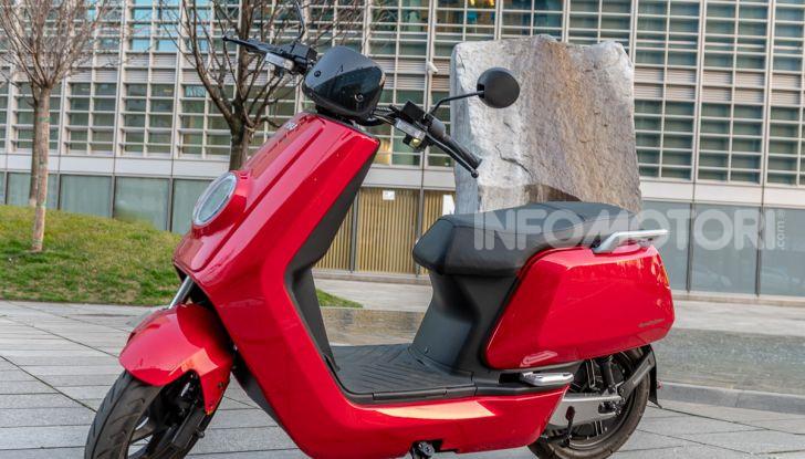 NIU N-Series MY 2019: caratteristiche, dati e prezzo dell'elettrico che promette 70 km di autonomia - Foto 9 di 33