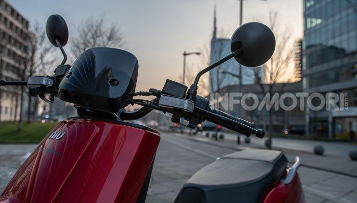 NIU N-Series MY 2019: caratteristiche, dati e prezzo dell'elettrico che promette 70 km di autonomia - Foto 17 di 33