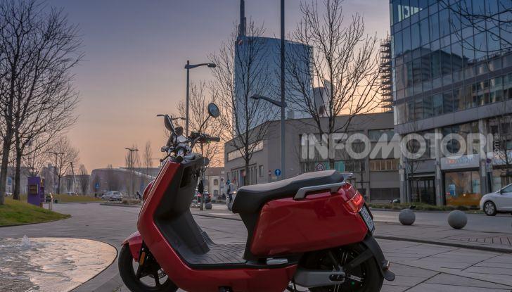 NIU N-Series MY 2019: caratteristiche, dati e prezzo dell'elettrico che promette 70 km di autonomia - Foto 18 di 33