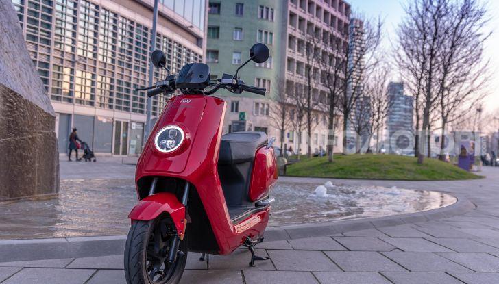 NIU N-Series MY 2019: caratteristiche, dati e prezzo dell'elettrico che promette 70 km di autonomia - Foto 20 di 33