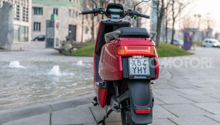 NIU N-Series MY 2019: caratteristiche, dati e prezzo dell'elettrico che promette 70 km di autonomia - Foto 22 di 33