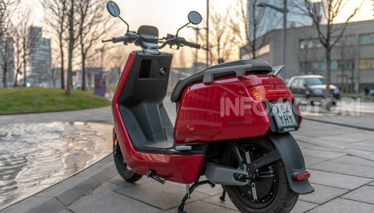 NIU N-Series MY 2019: caratteristiche, dati e prezzo dell'elettrico che promette 70 km di autonomia - Foto 32 di 33