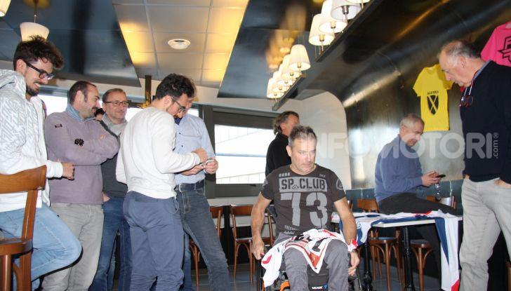 Da Ciapa la Moto arrivano i protagonisti della Dakar e dell'Africa Eco Race - Foto 4 di 12