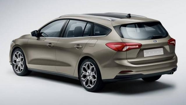 Nuova Ford Focus wagon, sicura per uomini e animali - Foto 6 di 7
