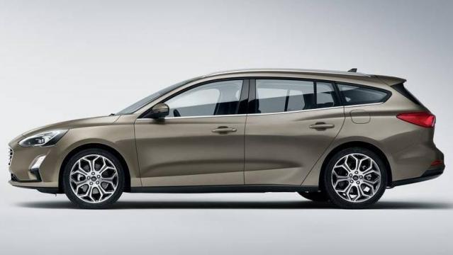 Nuova Ford Focus wagon, sicura per uomini e animali - Foto 7 di 7