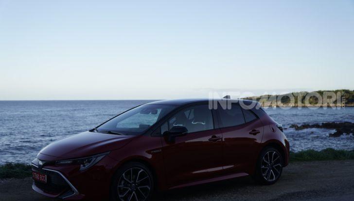 Nuova Toyota Corolla motori, prezzi e prova su strada - Foto 6 di 17