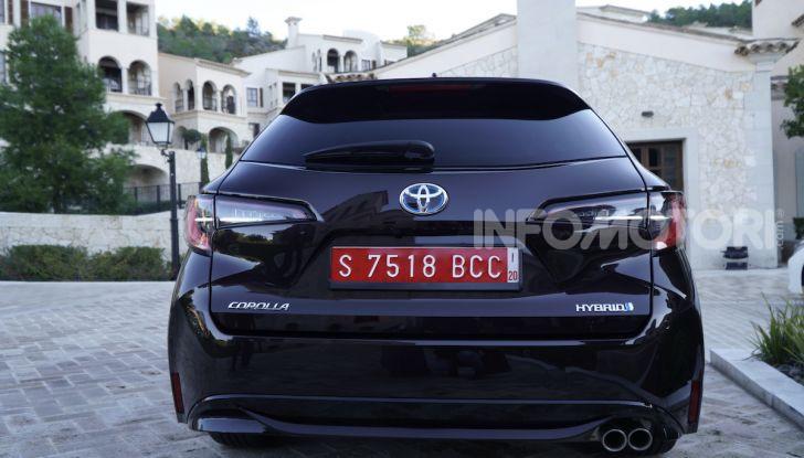 Nuova Toyota Corolla motori, prezzi e prova su strada - Foto 14 di 17