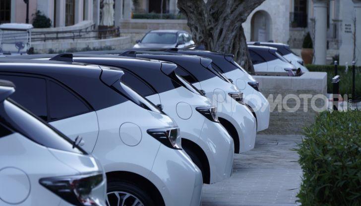 Nuova Toyota Corolla motori, prezzi e prova su strada - Foto 4 di 17