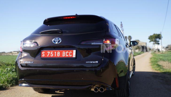 Nuova Toyota Corolla motori, prezzi e prova su strada - Foto 17 di 17