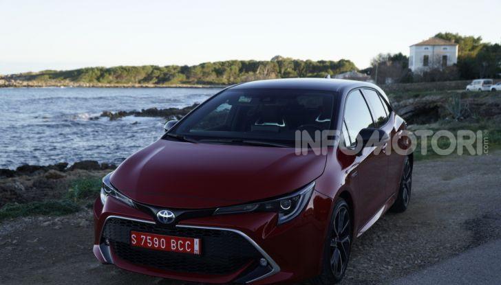 Nuova Toyota Corolla motori, prezzi e prova su strada - Foto 7 di 17