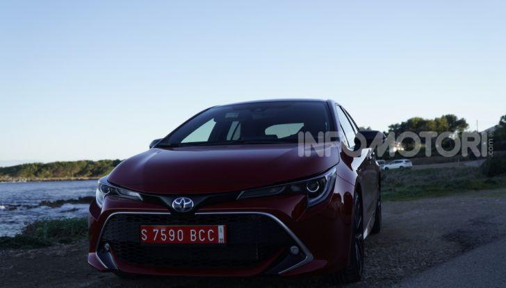 Nuova Toyota Corolla motori, prezzi e prova su strada - Foto 9 di 17