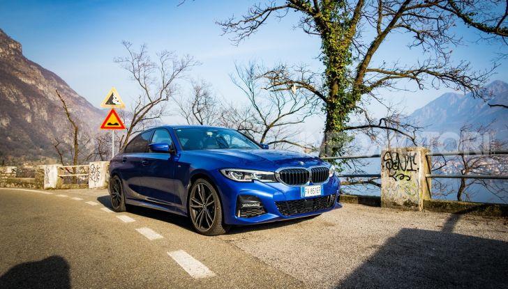 Nuova BMW Serie 3 2019, prova in anteprima, caratteristiche e prezzi - Foto 34 di 38