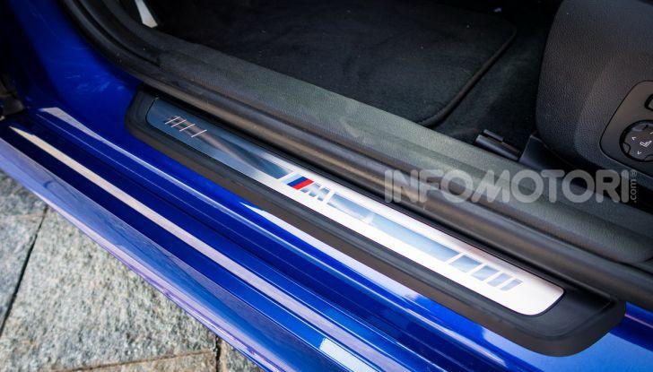 Nuova BMW Serie 3 2019, prova in anteprima, caratteristiche e prezzi - Foto 38 di 38