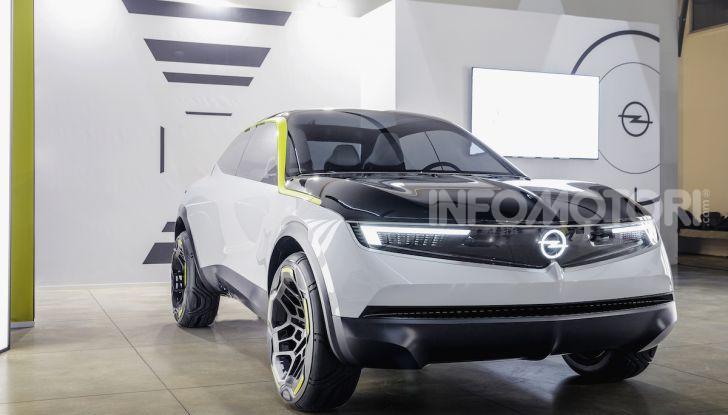 Opel GT X Experimental, il futuro secondo Opel - Foto 4 di 19